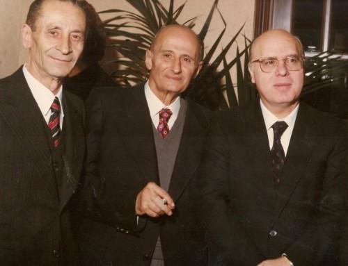 1984 Antonio Altomonte, Il fratello orientale, Rusconi