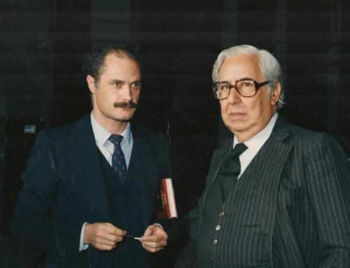 1986 Luca Desiato, Come il fuoco, Mondadori