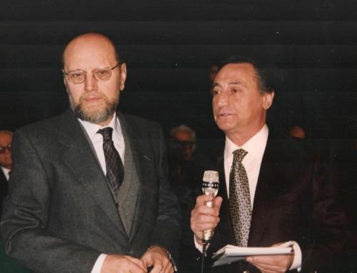 1991 Ferruccio Parazzoli, Il barista è sempre pallido, Mondadori