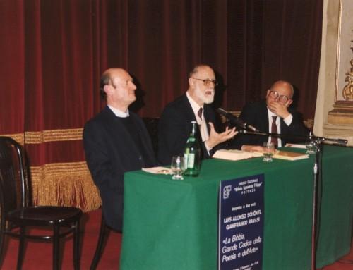 1991 Padre Luis Alonso Schokel