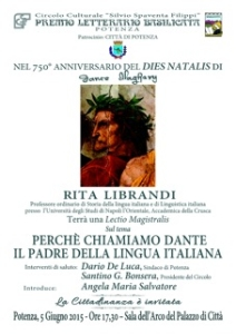 Evento Dante