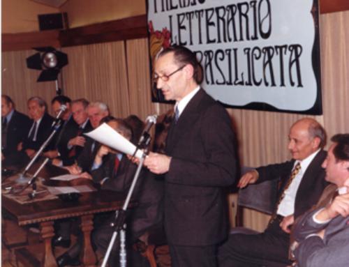 Storia della Storiografia lucana, Tommaso Pedio