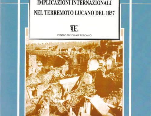Implicazioni internazionali nel terremoto lucano del 1857